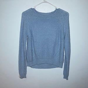 Cute Light Blue Sweather